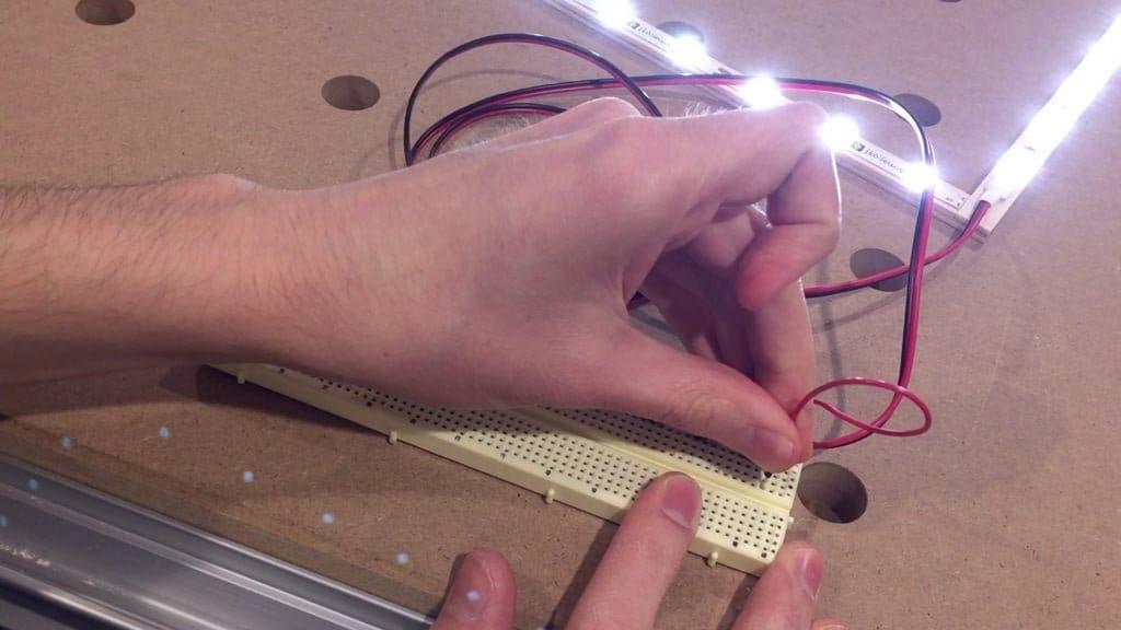 Накладка-осветитель на ноутбук или планшет