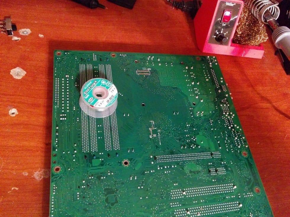Ещё одна переделка компьютерного БП в лабораторный