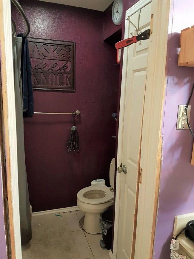 Антресоли в ванной своими руками