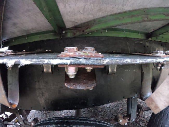 Как собрать вездеходную гусеничную машину из металлолома